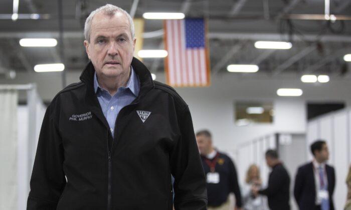Gobernador de Nueva Jersey declara estado de emergencia de cara a la tormenta del noreste