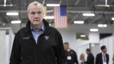 """Gobernador de Nueva Jersey revelará un """"prototipo"""" para la reapertura de la economía"""