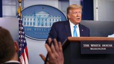 Estados Unidos suspenderá la financiación a la Organización Mundial de la Salud