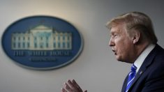 Trump dice que no dio luz verde al plan de reapertura de Georgia