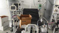 Ciudad de Nueva York subastó respiradores almacenados para posible pandemia, dice informe