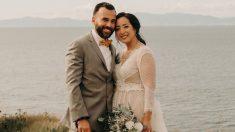 """""""El amor no se cancela"""": las bodas y fiestas de cumpleaños continúan en medio de la pandemia"""
