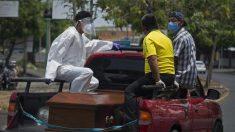 El régimen de Nicaragua reta al COVID-19 con 2500 actividades en fin de semana