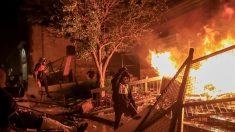 Decretan el toque de queda nocturno en 25 ciudades de EE.UU. por vandalismo