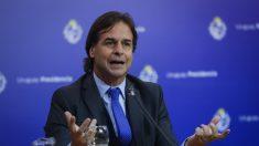 El presidente de Uruguay da negativo en la prueba de la COVID-19