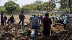 Muertos por COVID-19 en Nicaragua ascenderían a 800, según informe