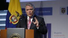 Duque insiste en que Maduro debe dejar el poder y convocar elecciones democráticas