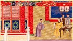 Un emperador de la dinastía Song puso a la gente primero durante la peste