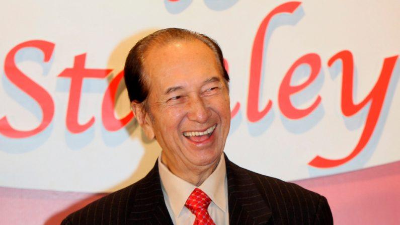 El magnate de Macao Stanley Ho. EFE/EPA/YM YIK/Archivo