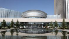 Edificación china interfiere oficinas gubernamentales en naciones africanas, según informe