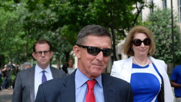 Exjueces y abogados apoyan desestimación del caso Flynn por parte del Departamento de Justicia