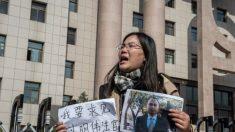 EE.UU. pide la liberación de abogado chino de derechos humanos detenido