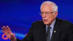 """Sanders dice que la probabilidad de otra carrera presidencial es """"muy, muy pequeña"""""""