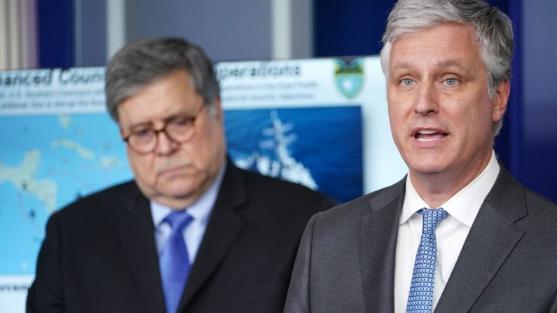 China está tratando de intimidar a Estados Unidos, dijo Robert O'Brien, Asesor de Seguridad Nacional