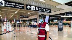 Italia reabrirá todos sus aeropuertos en junio tras el cierre por la pandemia