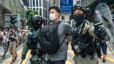 Se masifican protestas en Hong Kong mientras la legislatura local debate ley sobre el himno nacional