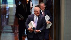 Australia frena el brote de virus del PCCh mediante la desvinculación del régimen chino