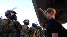 """Gobierno de Minnesota ordena """"movilización total"""" de la Guardia Nacional para detener la violencia"""