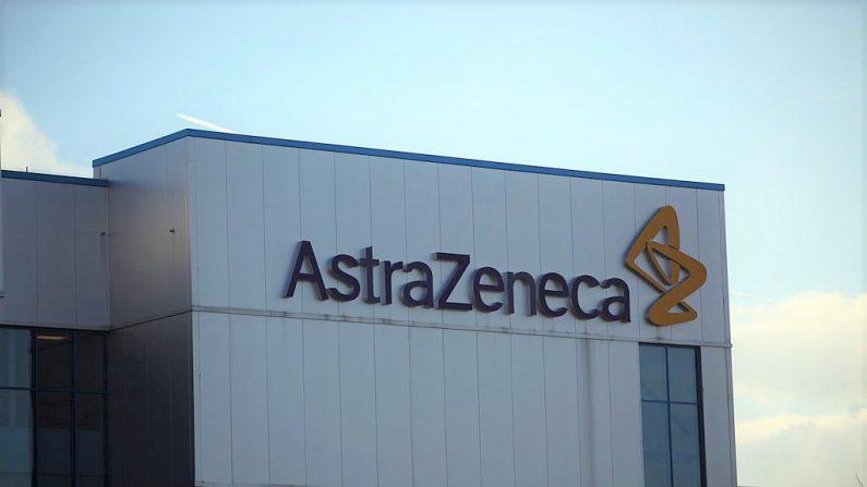 Una vista general de los edificios de la compañía farmacéutica AstraZenica el 2 de febrero de 2012 en Macclesfield, Inglaterra. (Christopher Furlong/Getty Images)