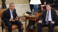 Correo electrónico desclasificado revela conversación entre Obama y Comey sobre Flynn