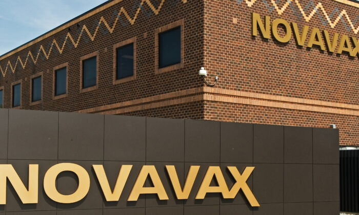 Novavax, una compañía de Rockville, Maryland 28 de abril de 2009. (PAUL J. RICHARDS/AFP vía Getty Images)
