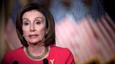 Pelosi dice que el próximo proyecto de ley de ayuda incluirá el voto por correo