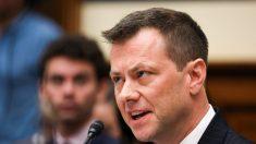 Strzok realizó importantes ediciones al borrador perdido del informe de preguntas de Flynn
