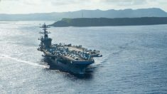 La Marina no reincorporará al capitán despedido por aumentar la preocupación por el COVID-19