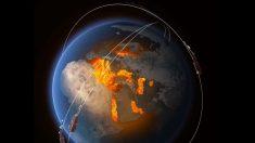 ESA afirma que un área del campo magnético de la Tierra se debilita afectando satélites y naves