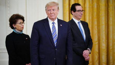 Administración Trump destina USD 10,000 millones a pequeñas empresas en comunidades afectadas