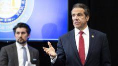 Nueva York experimenta disminución en las hospitalizaciones en todo el estado, dice Cuomo