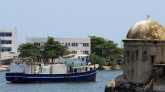 """El trágico viaje del """"Susurro"""", un barco colombiano infectado de COVID-19"""