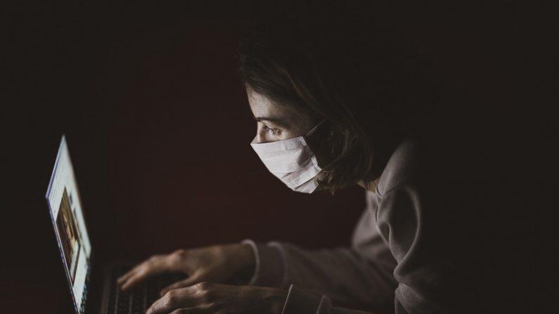 El aislamiento social puede tener graves efectos en la salud mental. (Engin_Akyurt/Pixabay)