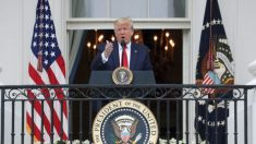 Trump defiende uso de la hidroxicloroquina para tratar el virus del PCCh