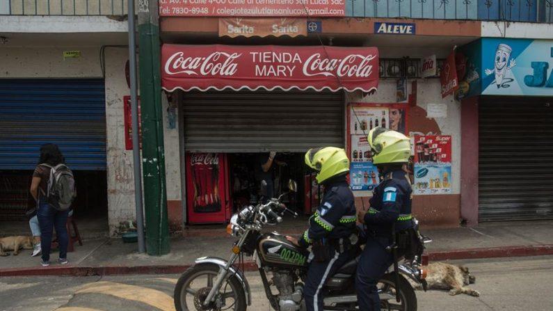 EEUU alerta de inseguridad vinculada a repartidores de comida en Guatemala