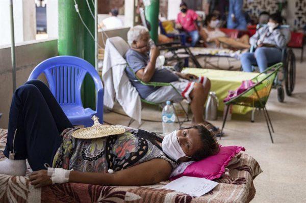 Sudamérica se está convirtiendo en nuevo epicentro de la pandemia