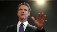 """California tendrá cortes de presupuesto """"masivos"""" si aplican plan de desempleo de Trump, dice Newsom"""
