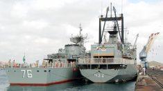 IRGC dispara por error misil contra nave de guerra de Irán matando a 19 personas
