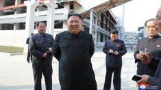Recientes fotografías de Kim Jong Un tienen intención de mostrar al líder norcoreano vivo