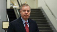 Graham se retracta después que Trump le sugirió llamar a Obama a testificar ante el Congreso