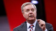 Graham se opone al GOP, dice que el Senado debería aprobar un paquete de estímulo más grande