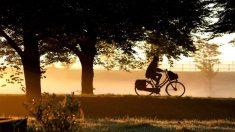 Ir al trabajo en bicicleta o a pie reduce el riesgo de cáncer y enfermedades cardíacas