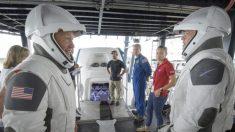 Trump asistirá al primer lanzamiento de astronautas en EE.UU. desde hace años