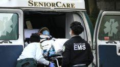 Más de 4300 pacientes con el virus del PCCh enviados a asilos de ancianos de NY, según nuevo recuento