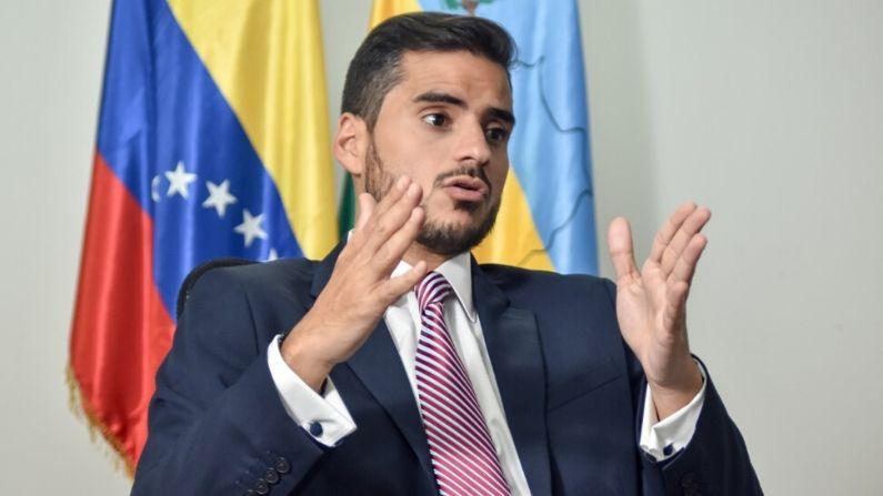 El presidente de la Comisión Permanente de Política Exterior de la Asamblea Nacional, Armando Armas. (Cortesía: Armando Armas)