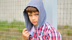 Por qué los niños pueden alejarse de sus padres