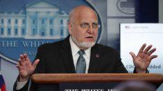 Director de los CDC estima 100,000 muertes por virus en EE.UU. para junio