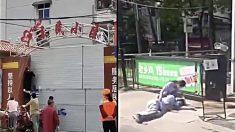 Residentes de Wuhan describen el pánico mientras la ciudad experimenta una segunda ola de epidemia