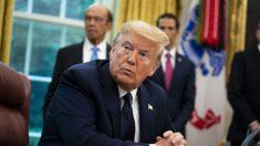 Trump dice que EE.UU. declarará a Antifa como organización terrorista