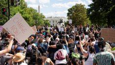 Disturbios por la muerte de Floyd reavivan el temor a rebrote de COVID-19 en EEUU